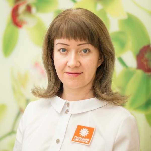 Семенова Лариса Андреевна - фотография