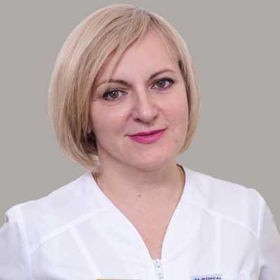 Станчу Наталья Георгиевна - фотография