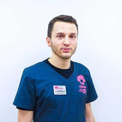 Гадаборшев Артур Магомедович - фотография