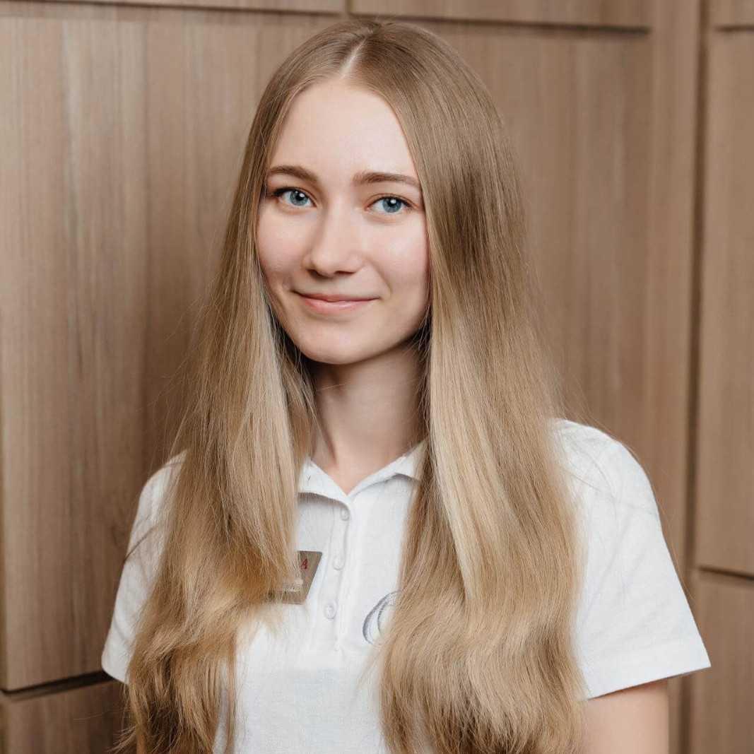 Листопад Анна Андреевна - фотография