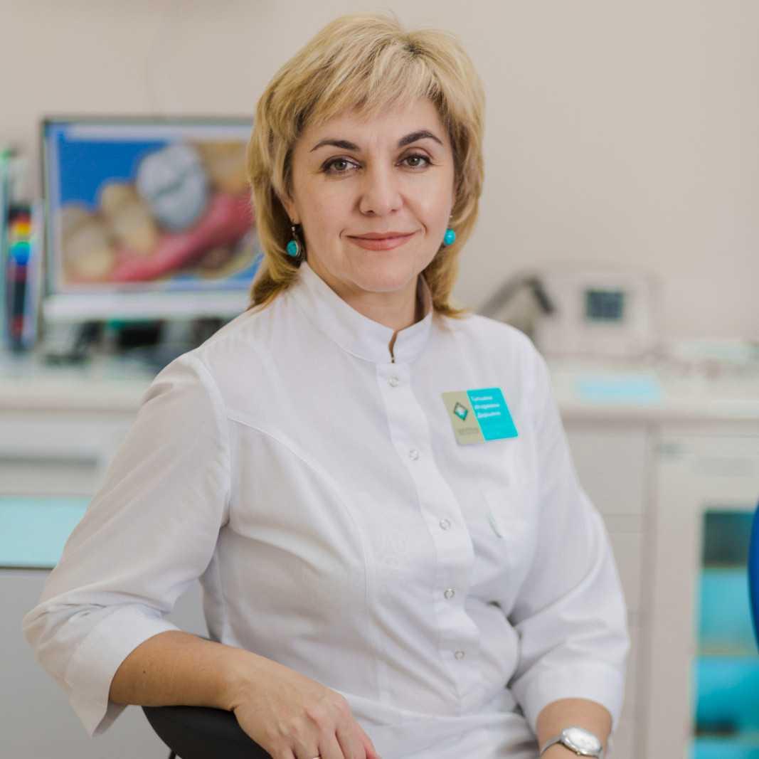 Дарьина Татьяна Игоревна - фотография