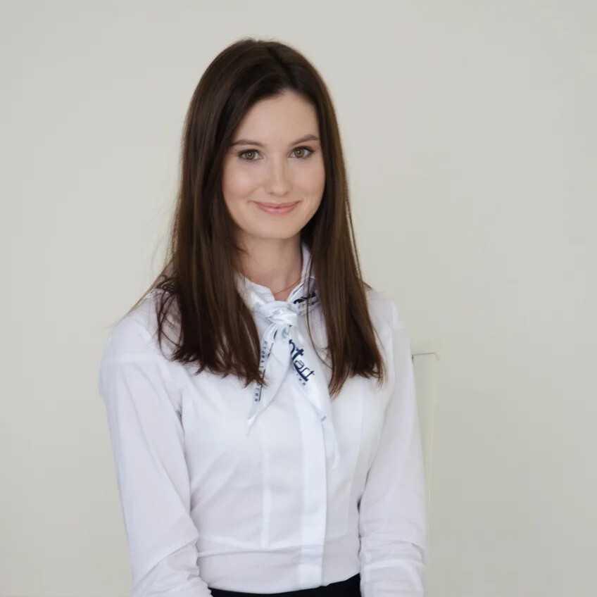 Охлопкина (Яхнеева) Светлана Игоревна - фотография