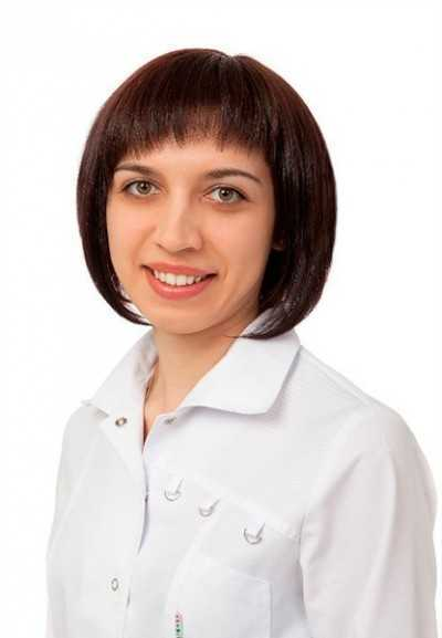 Башкова Евгения Юрьевна - фотография