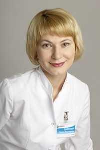 Данилович Ирина Леонидовна - фотография