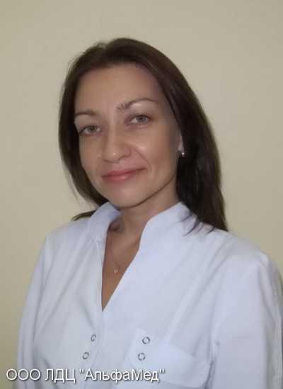 Сидоренко Елена Владимировна - фотография