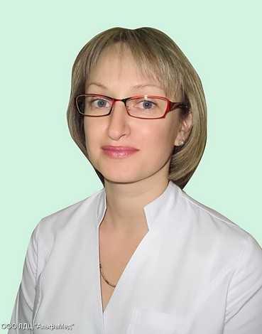 Шаповалова Алиса Леонидовна - фотография