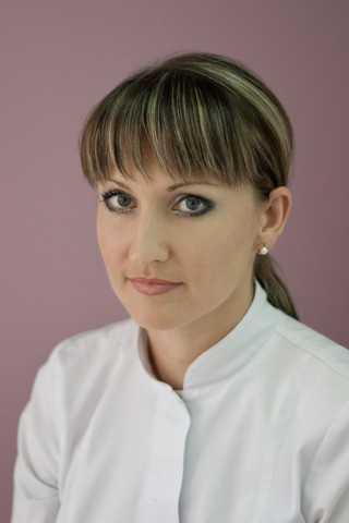 Жилякова Елена Александровна - фотография