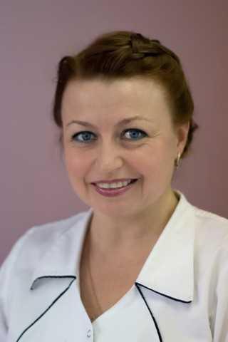Ларина Светлана Викторовна - фотография