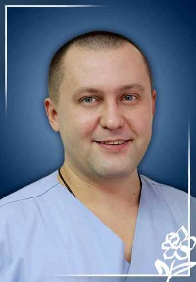 Болгов Олег Александрович - фотография