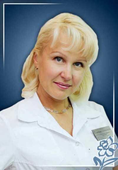 Ермакова Светлана Александровна - фотография