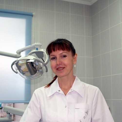 Горбунова Ольга Эдуардовна - фотография