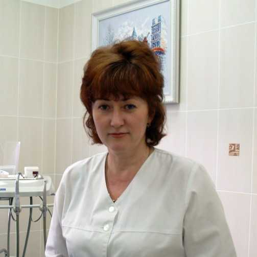 Клюева Инна Леонидовна - фотография