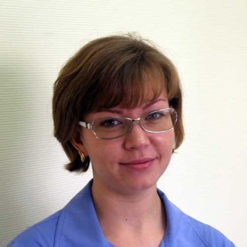 Свиридова Ирина Александровна - фотография