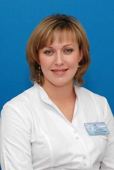 Саликова Оксана Викторовна - фотография