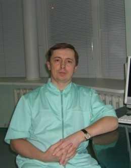 Криницын Игорь Леонидович - фотография