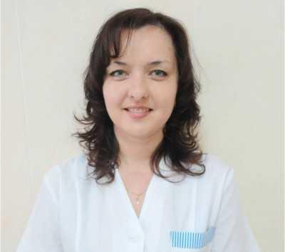 Гордова Елена Александровна - фотография