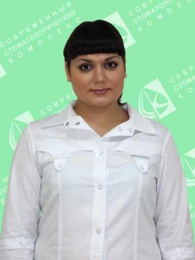 Капелюшник Марина Алексеевна - фотография