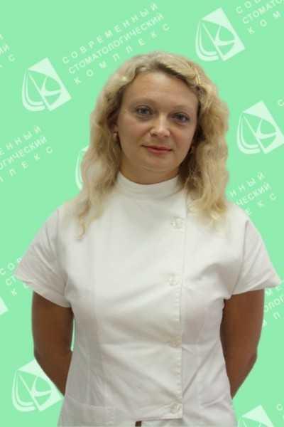 Карпухина Ольга Александровна - фотография
