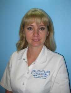 Лазарева Ирина Владимировна - фотография