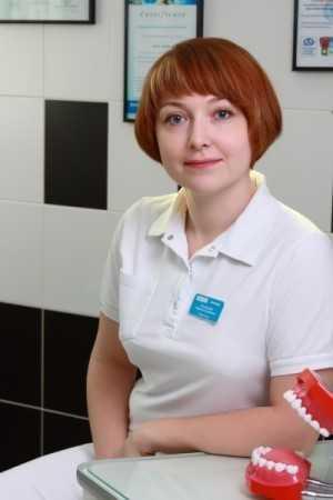 Кузьмичева Марина Сергеевна - фотография