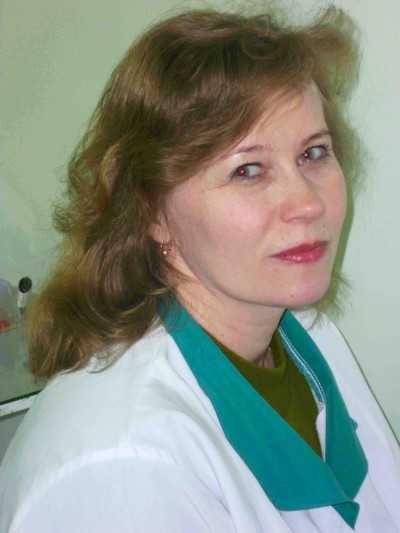 Туркина Ольга Георгиевна - фотография