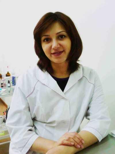 Ахмедова Чинара Чингиз-кызы - фотография