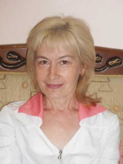 Кучинская Ирина Ивановна - фотография
