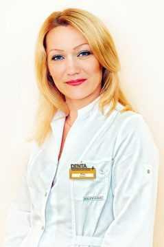Подгорная Юлия Леонидовна - фотография