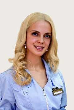 Асмус Ольга Владимировна - фотография