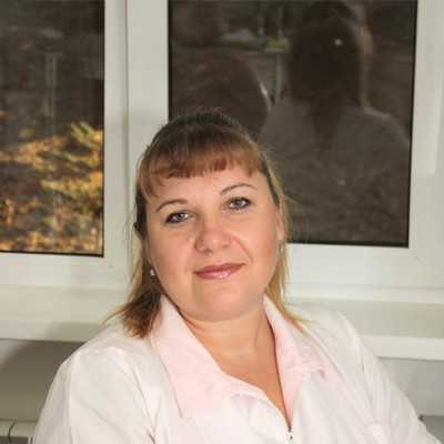 Небольсина Лариса Юрьевна - фотография