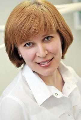 Ирина Ризануровна Пещерова - фотография