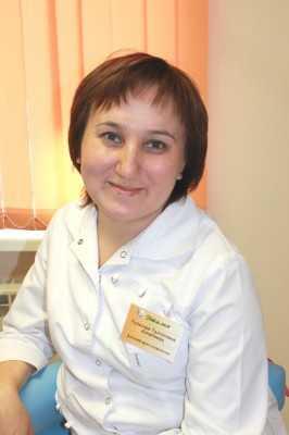 Гульсира Талгатовна Азнабаева - фотография