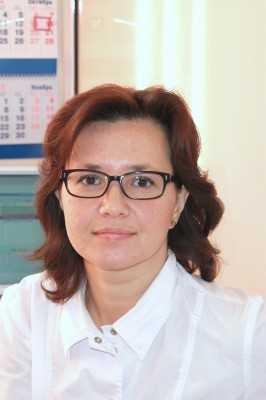 Наталья Сергеевна Зимина - фотография