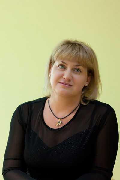 Макагон Марина Вячеславовна - фотография