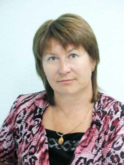 Петрикова Елена Николаевна - фотография