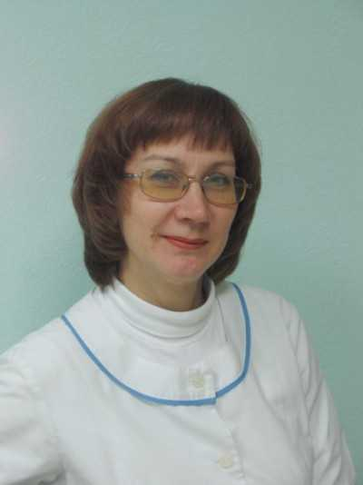Комарова Татьяна Владимировна - фотография