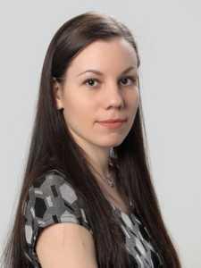 Миронычева Дарья Михайловна - фотография