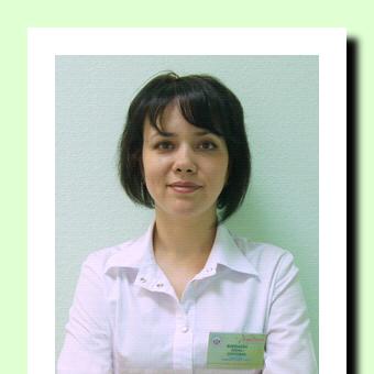 Воробьёва Елена Сергеевна - фотография