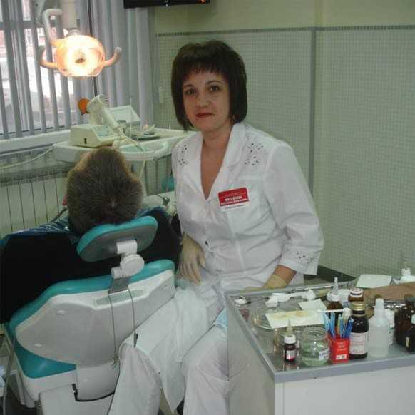 Михайлова Екатерина Васильевна - фотография