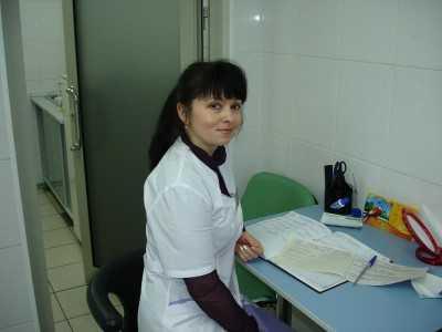 Парчина Лилия Анатольевна - фотография