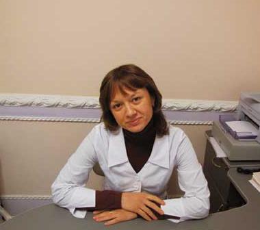 Северная Елена Сергеевна - фотография