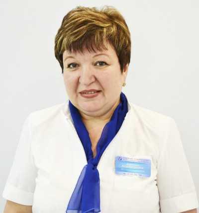Доронина Алла Викторовна - фотография