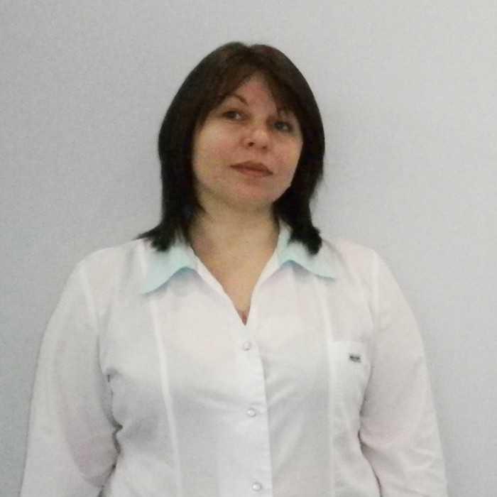 Титова Юлия Васильевна - фотография