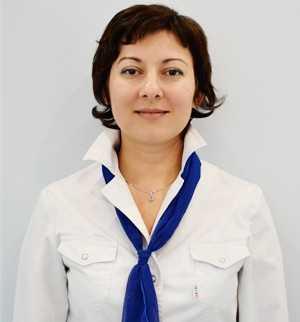 Панкратова Людмила Валерьевна - фотография
