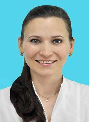 Кузьмина Ольга Владимировна - фотография