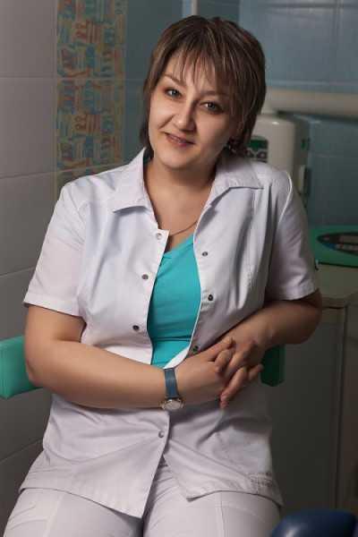 Перова Надежда Юрьевна - фотография
