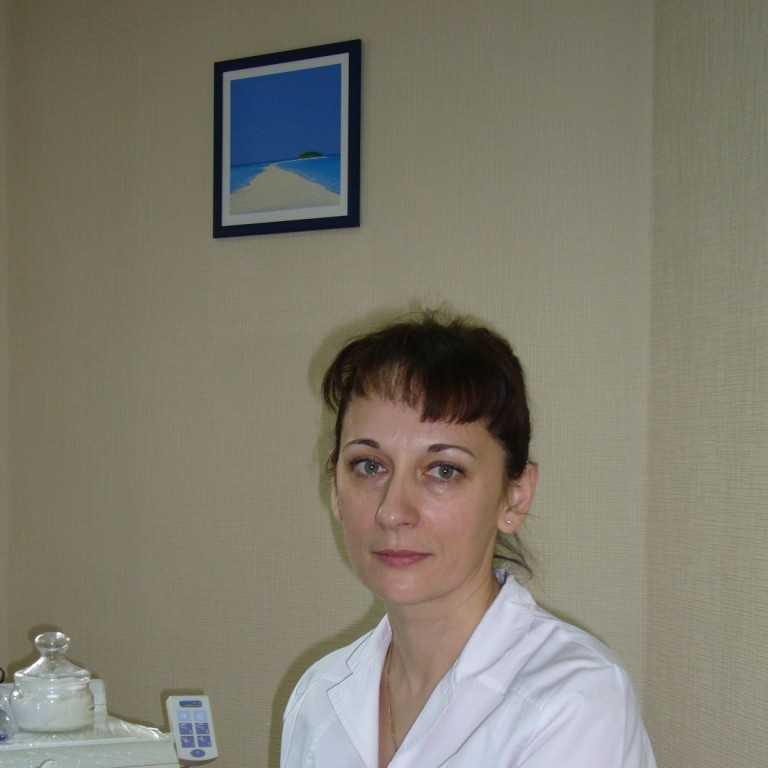Буряк Любовь Анатольевна - фотография