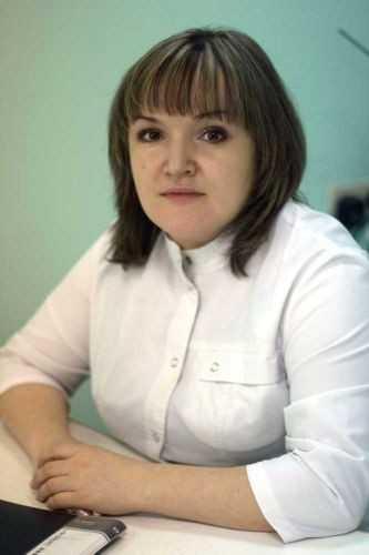 Борисенко Олеся Викторовна - фотография