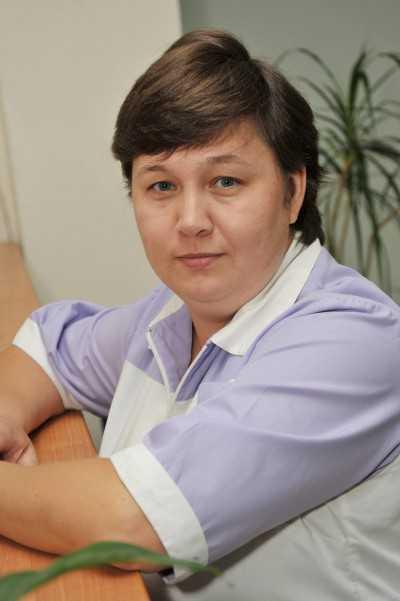 Бузина Марина Геннадьевна - фотография