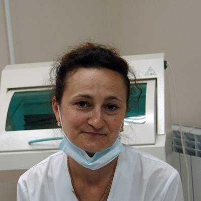 Мартынова Инна Михайловна - фотография